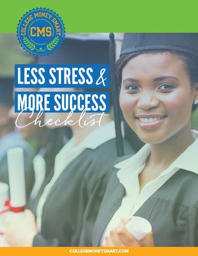 Less Stress More Success Checklist